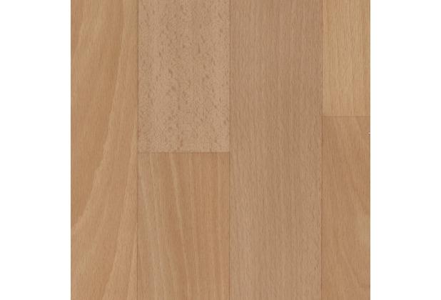 ilima Vinylboden PVC Texline Holzoptik Schiffsboden Buche hell 200 cm