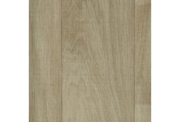 ilima Vinylboden PVC Holzoptik Schiffsboden Eiche creme weiß 400 cm breit