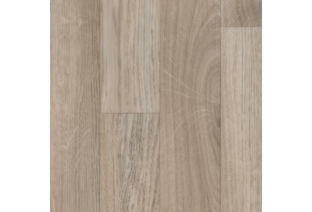 ilima Vinylboden PVC MADISON Holzoptik Schiffsboden Eiche hell creme 200 cm breit