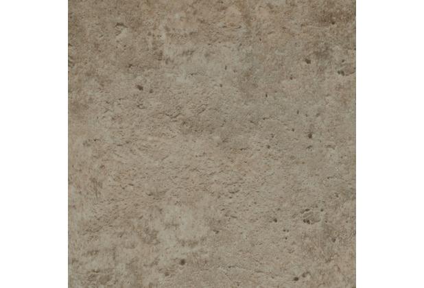 ilima Vinylboden PVC Pluto Steinoptik Betonoptik grau/braun hell 200 cm