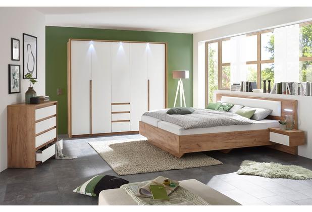 IMV Schlafzimmer Skye III, braunweiß
