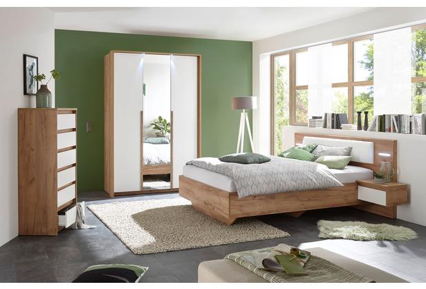 IMV Schlafzimmer Skye I 3 tlg., braunweiß