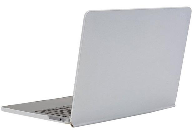 Incase Snap Jacket, Apple MacBook Pro 13 (2016 - 2019), silber, INMB900309-SLV