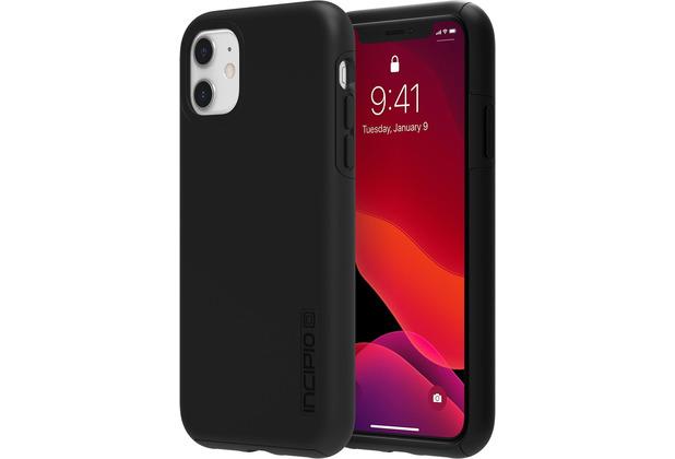 Incipio DualPro Case, Apple iPhone 11, schwarz, IPH-1848-BLK