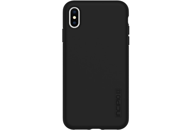 Incipio DualPro Case, Apple iPhone XS Max, schwarz
