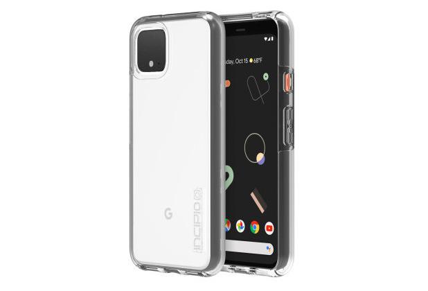 Incipio DualPro Case, Google Pixel 4, transparent, GG-083-CLR