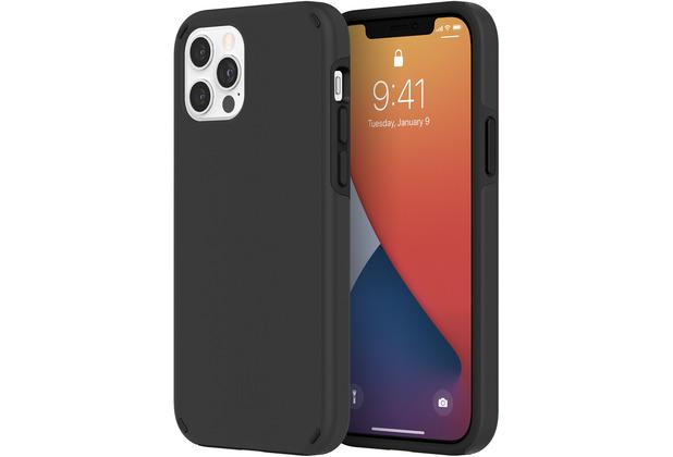 Incipio Duo Case, Apple iPhone 12/12 Pro, schwarz, IPH-1895-BLK