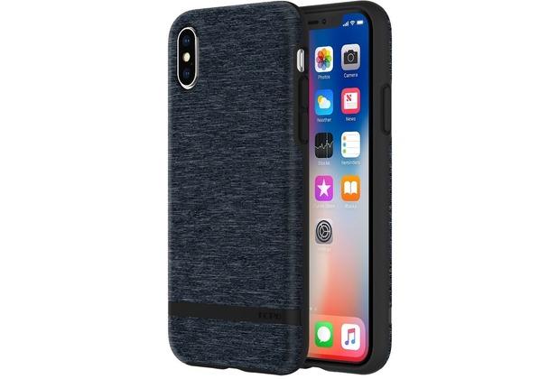 Incipio [Esquire Series] Carnaby Case, Apple iPhone X, blau
