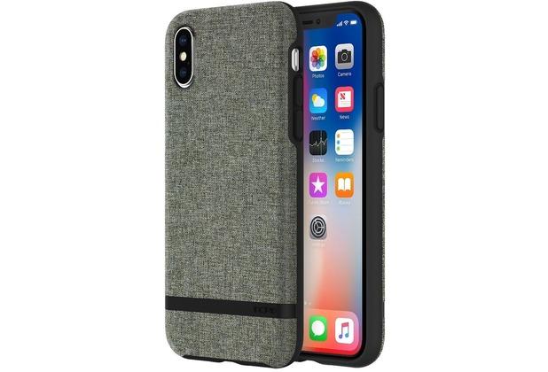 Incipio [Esquire Series] Carnaby Case, Apple iPhone X, forest grau