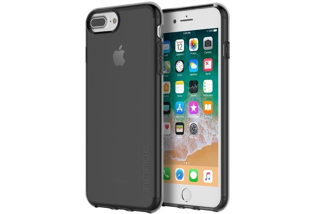 Incipio NGP Pure Case, Apple iPhone 8 Plus/7 Plus/ 6 Plus/ 6S Plus, schwarz
