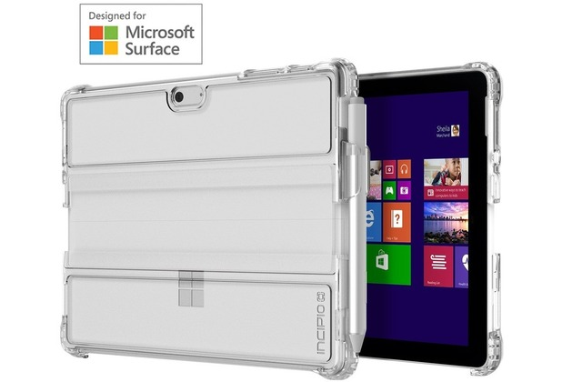 Incipio Octane Pure Case, Microsoft Surface Go, transparent
