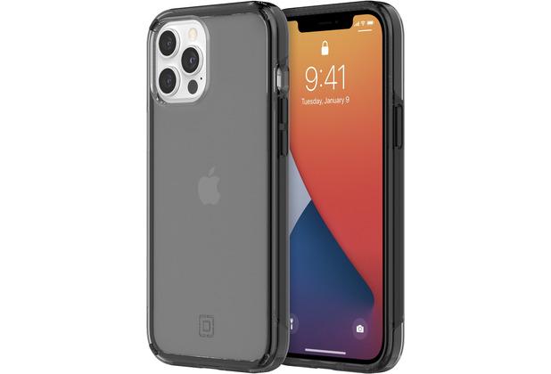 Incipio Slim Case, Apple iPhone 12 Pro Max, schwarz transparent, IPH-1888-BLK
