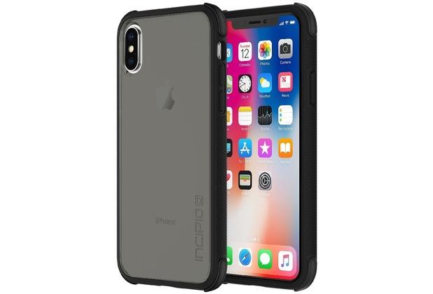 Incipio [Sport Series] Reprieve Case, Apple iPhone X, schwarz/smoke