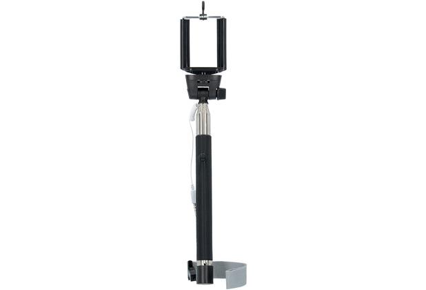 Inspirion Selfie-Stick Teleskop-Halter 107 cm schwarz