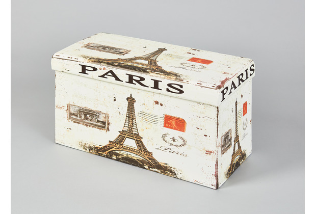 Inter Link Faltbox \'Setto groß Paris\' mit Sitzpolster