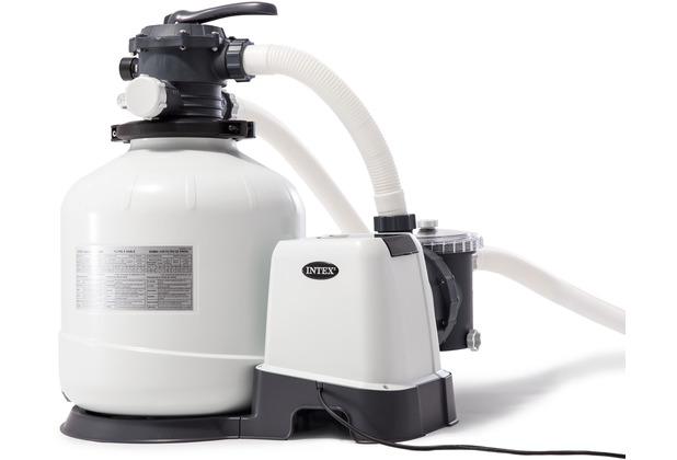 Intex RCD Sandfilterpumpe 12,0m³ (26652GS)