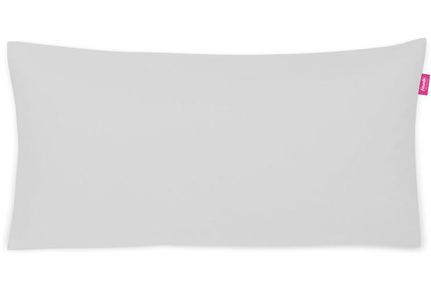irisette haustuch serano 8945 silb-b Kissenbezug 40x80 cm