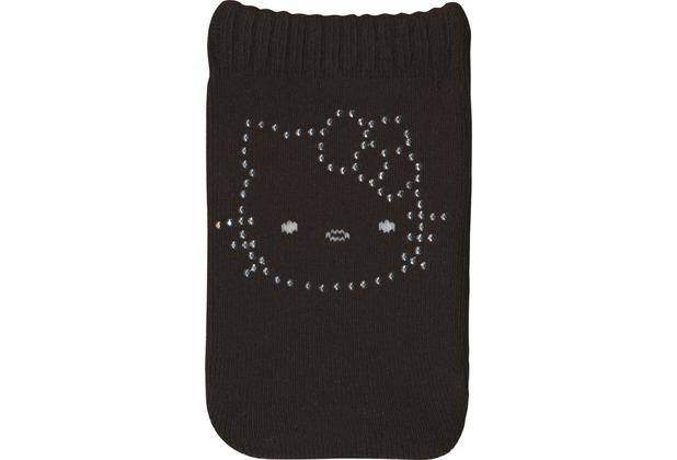 J-Straps Handysocke Hello Kitty, Black rhinestone