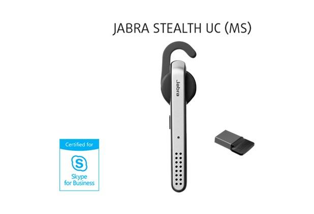 Jabra STEALTH UC MS (deutsche Sprachsteuerung)