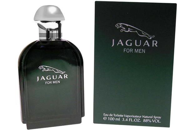 Jaguar FOR MEN (green) Eau de Toilette Vapo 100 ml
