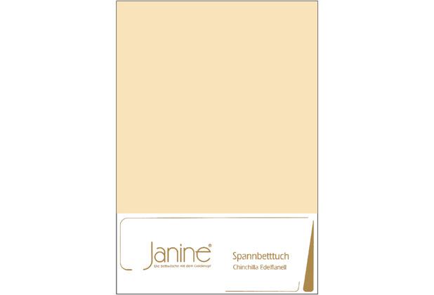 Janine Bettwäsche CHINCHILLA Chinchilla-Edelflanell, 100% Baumwolle leinen 7000-27 200x200