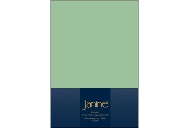 Janine Comfort-Jersey-Spannbettuch Elastic lind Spannbettlaken 200x200