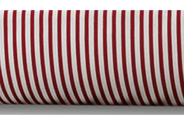 Janine Mako-Satin modernclassic rot 40x40 Kissenbezug mit Stehsaum