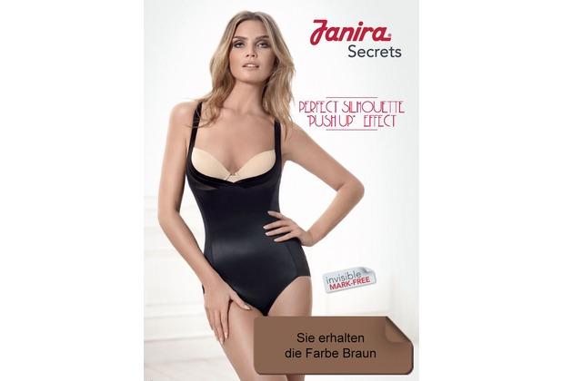 Janira Body Silueta Secrets nilo Shapewear in braun S