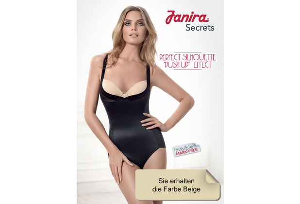 Janira Body Silueta Secrets Shapewear in beige S