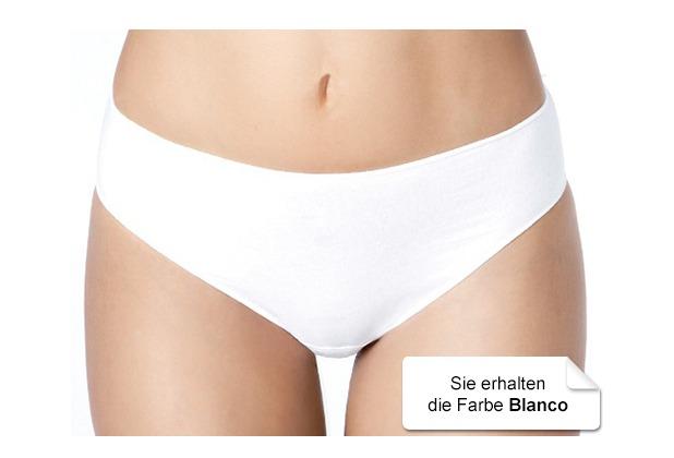 Janira Brislip Perfect-day Baumwolle blanco L