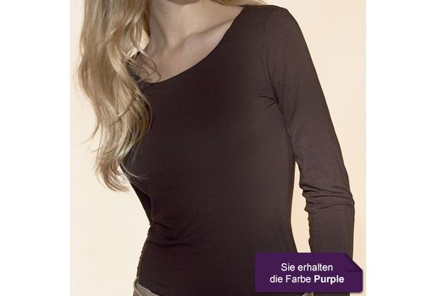 Janira Cta. M/l Spa-modal purple L