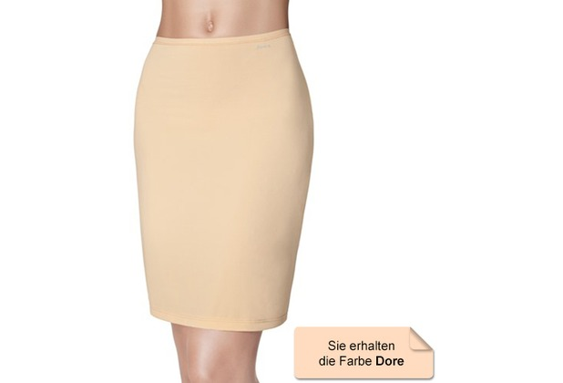 Janira Falda Larga Silk-caress Unterkleid dore L
