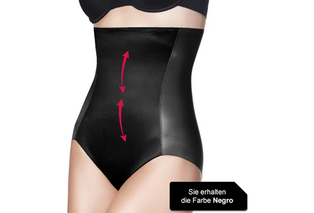 Janira Frontal Action Bridget Slip negro L