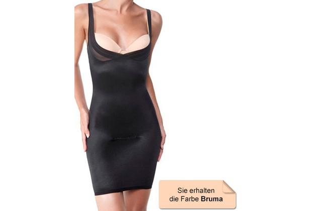 Janira Kleid Combi-Dress Esbelta Shapewear helle haut L