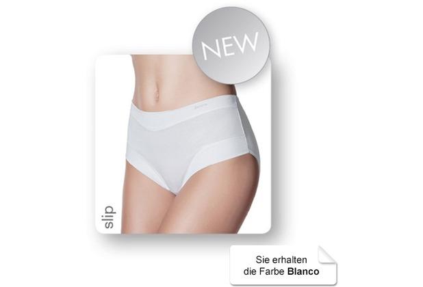 Janira Pack-2 Slip Esencial Panties blanco L