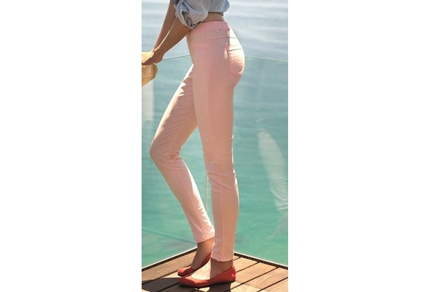 Janira Pant Sk Perfect Fit Summer rosado L