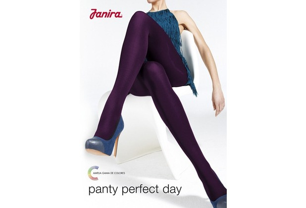Janira Panty Perfect-day-60 Color borgoña LE