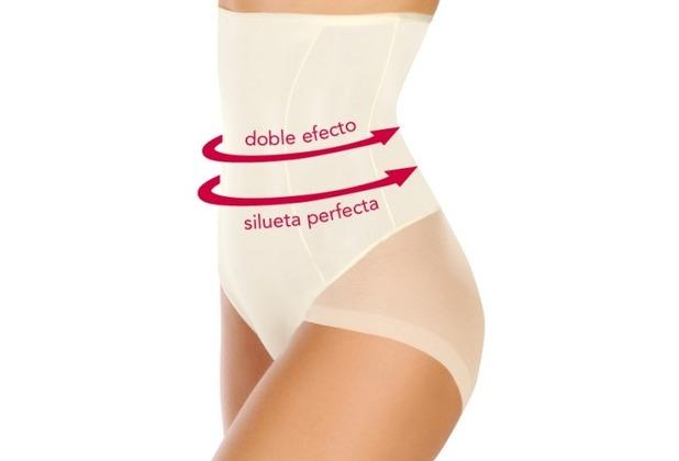 Janira Silueta Forte Secrets bruma Shapewear, helle Haut S