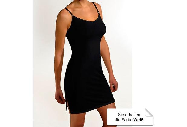 Janira Unterkleid Combinacion Silk-Caress weiß L