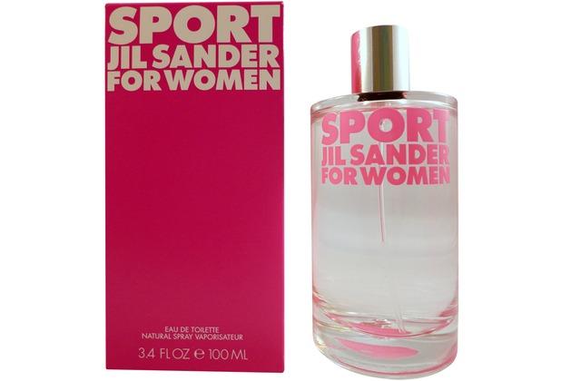 JIL Sander Sport Women edt spray 100 ml