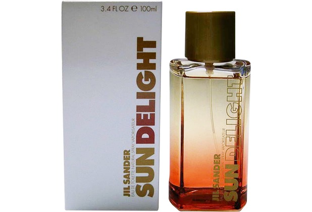 JIL Sander Sun Delight edt spray 100 ml