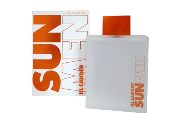 jil sander sun men edt spray 200 ml. Black Bedroom Furniture Sets. Home Design Ideas