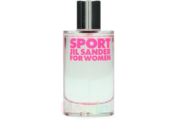 JIL Sander Sport Women edt spray 50 ml