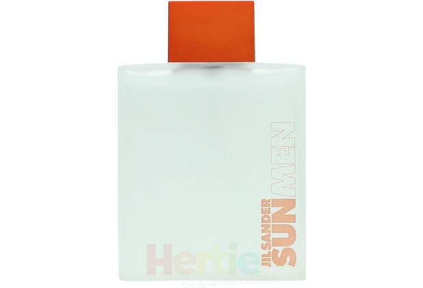 JIL Sander Sun Men edt spray 125 ml