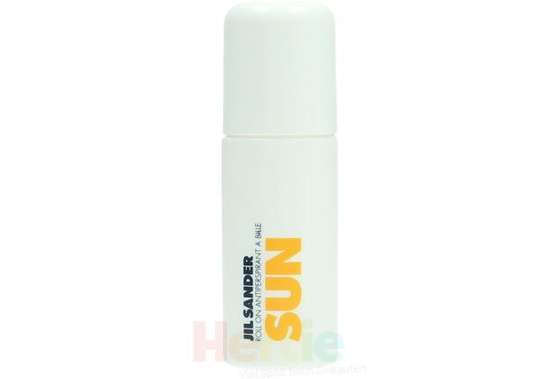 JIL Sander Sun Women Deo Roll-on Anti Perspirant 50 ml