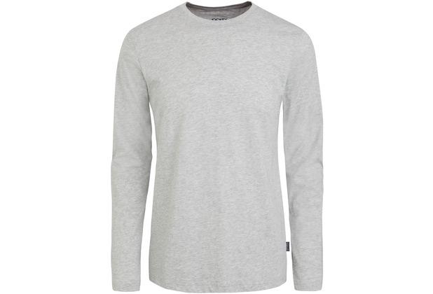 Jockey American T-Shirt LONG - SHIRT light hea.grau 2XL