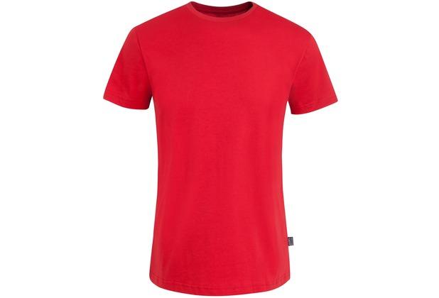 Jockey American T-Shirt T-SHIRT a-red L
