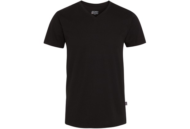 Jockey American T-Shirt V-SHIRT black L