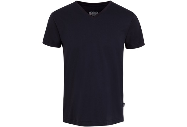 Jockey American T-Shirt V-SHIRT navy L