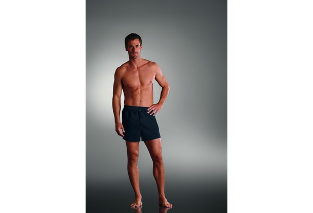 Jockey Boxer BOXER-SHORT navy L